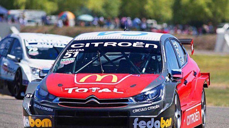 Urcera volverá a correr con el C4 en el Súper TC 2000 el año que viene.