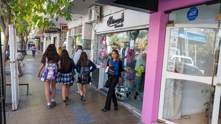 Los comercios cipoleños buscan repuntar sus ventas y ganancias.