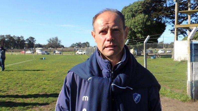 Botella vuelve a sonar en Cipo. El entrenador fue clave en el proceso del ascenso de Santamarina de Tandil hace un par de temporadas.