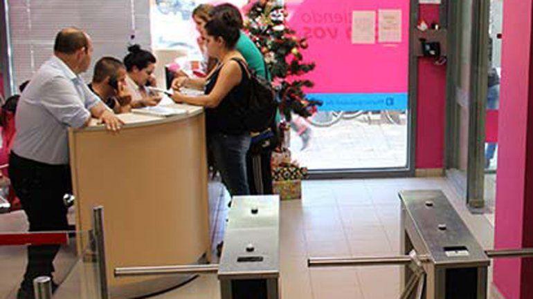 En la Muni destacaron que el pago del sueldo se anticipa varios días.