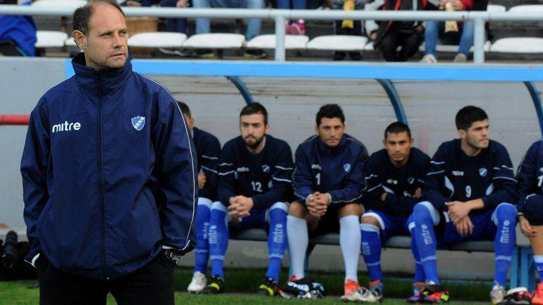 Duilio Botella fue el conductor de Santamarina hasta la segunda división del fútbol argentino en el 2014.