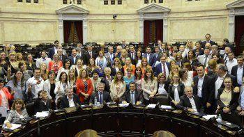Cómo votarían los diputados rionegrinos en el Congreso