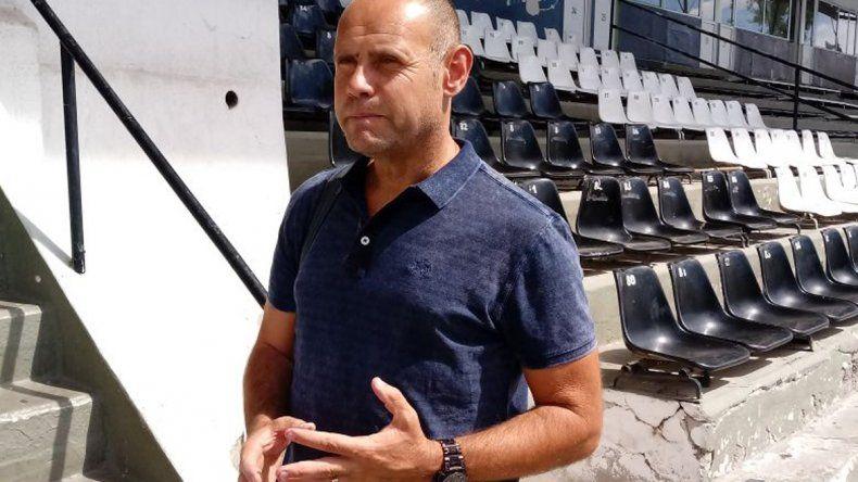 El Albinegro ya tiene nuevo DT: Duilio Botella