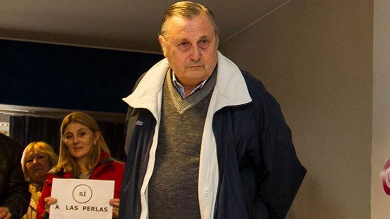 Carlos Aimasso se desempeñaba en Las Perlas desde 2010.