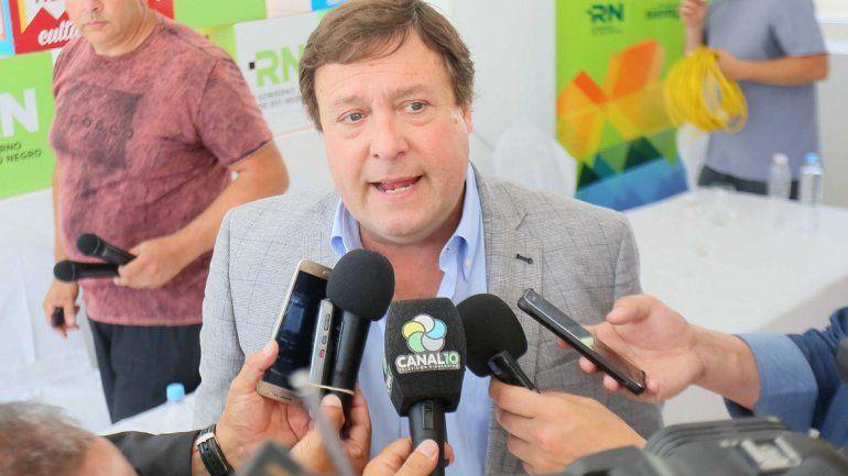 En Río Negro no bajó la tensión por la reforma