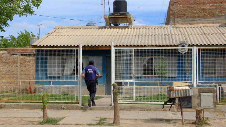 El joven Sebastián Sapuri fue asesinado el último viernes en el Mapu.