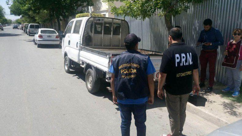 La Brigada cipoleña no para y sigue secuestrando vehículos en la ciudad.