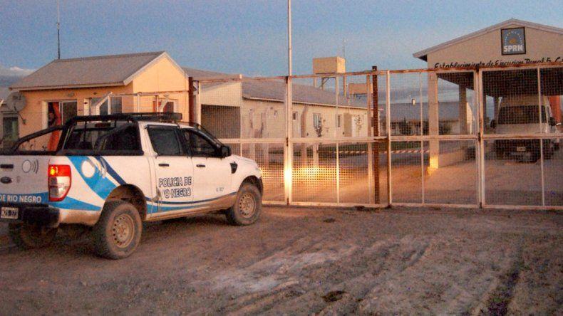 El preso atrapado tenía salidas laborales de la cárcel local.