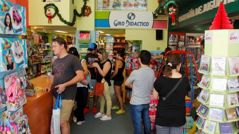 En la mayoría de los locales las ventas no se dispararon