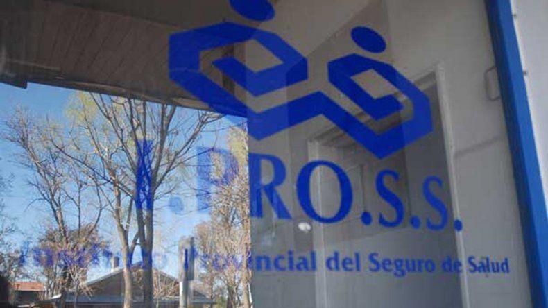 La sede del Ipross en Cipolletti ayer no abrió y derivó las urgencias.