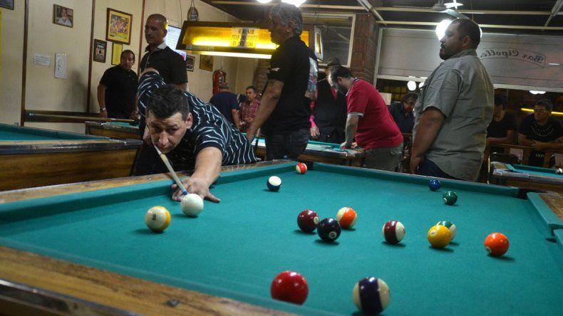 El torneo tuvo 40 inscriptos y se necesitaron unas diez horas de competencia para definir al campeón: el neuquino Rolo San Martín.
