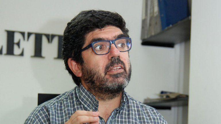 El fiscal Herrera abrió una causa por la toma La Cascada.