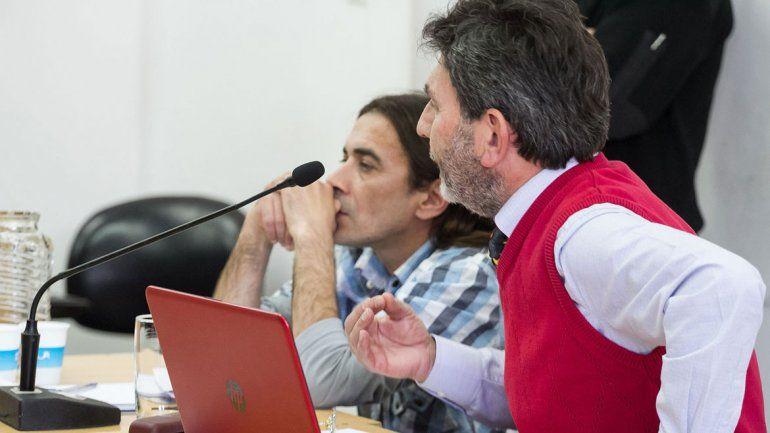 Chiqui Forno cuenta con la representación legal de Pablo Iribarren.