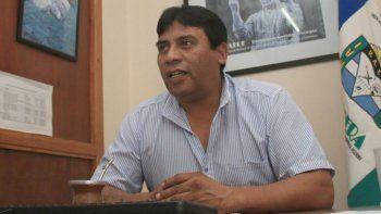 El referente de UATRE, José Liguén, quiere pronto un aumento.