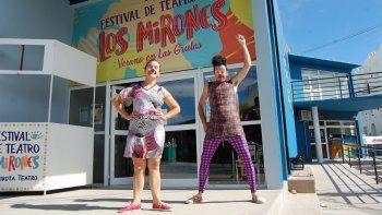 El festival de teatro Los Mirones va por su tercera edición.