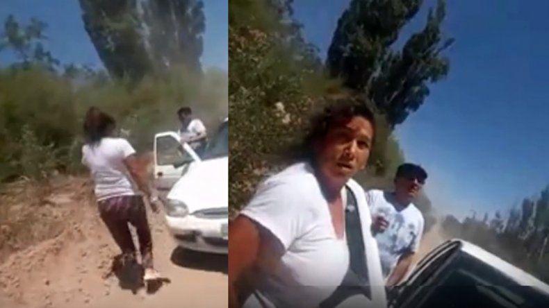 Polémica: así echaron a un hombre de la toma La Cascada por ser paraguayo
