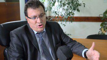 Lucas Pica, secretario de Trabajo, destacó la predisposición al diálogo.