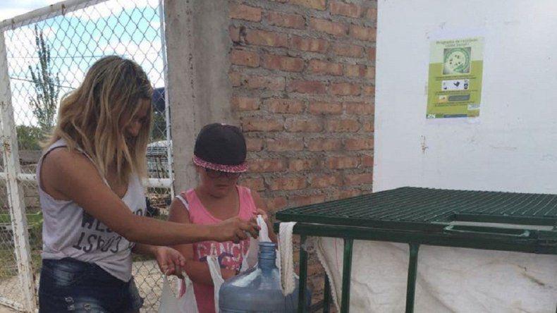 El reciclado es una prueba piloto para el manejo de residuos.