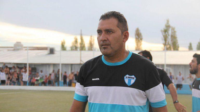 Parra recibió su título de técnico nacional a fines del año pasado.