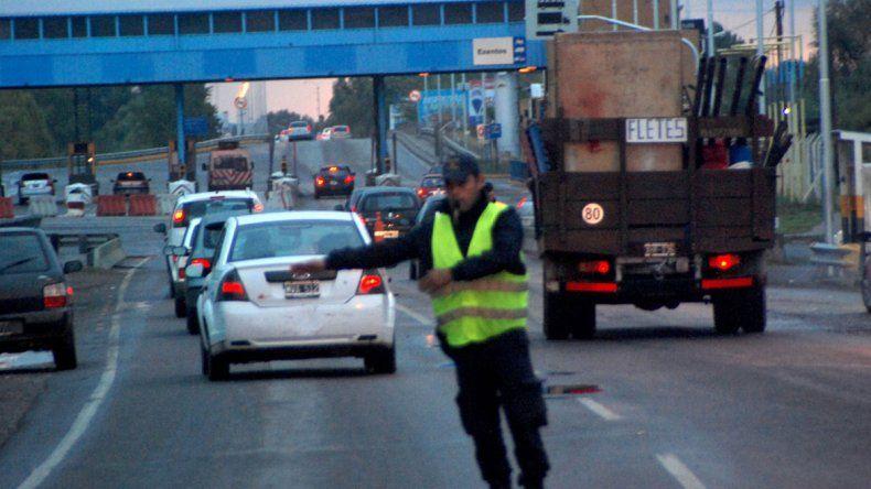Los operativos preventivos sirven para recuperar vehículos robados.