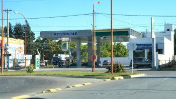 Cuando fue robada, la camioneta se encontraba estacionada sobre Tres Arroyos.