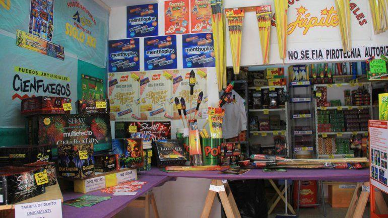 El período de comercialización ya finalizó. Estuvo marcado por la polémica sobre la venta de elementos muy ruidosos.