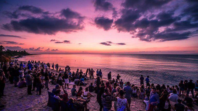 After Beach, la fiesta electrónica que llega a Las Grutas