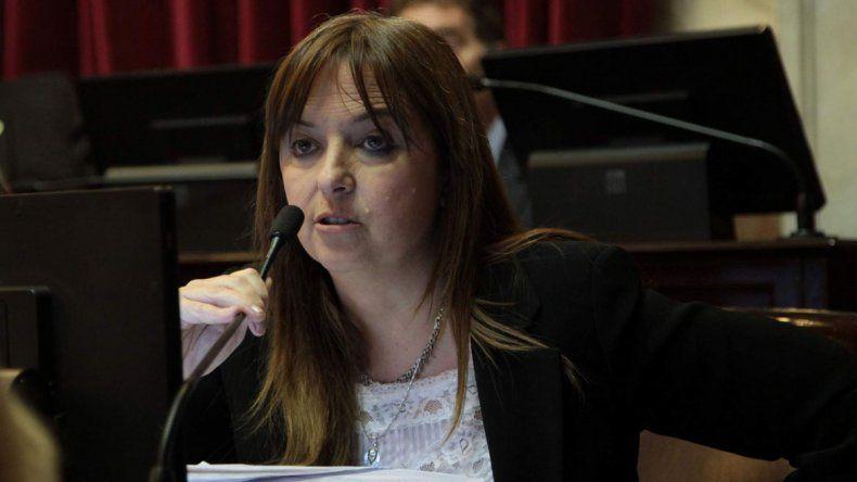 Odarda denunció recortes de Nación para obras en jardines