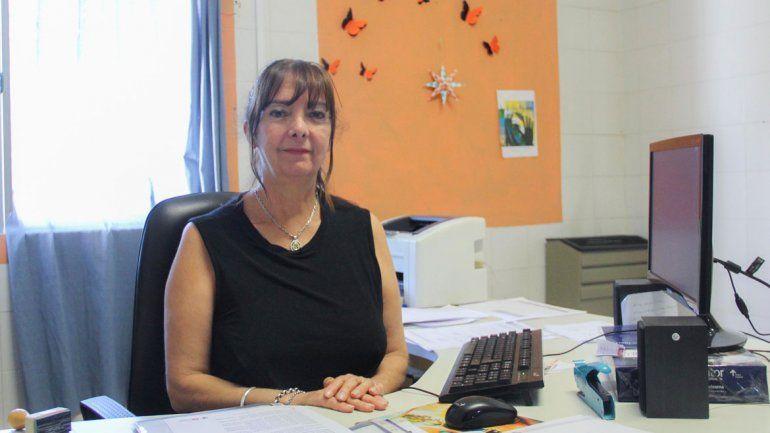 Martha Moreno resaltó la preocupación de Tortoriello por temas sociales.
