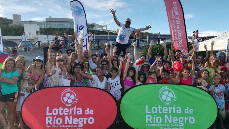 Lotería transfirió más de $321 millones a entes provinciales en 2017