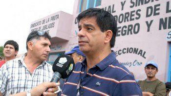 López anticipó protestas si no hay acuerdo salarial con la CAFI.