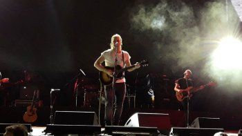 El show del cantante y actor será en la Quinta Bajada, desde las 18.