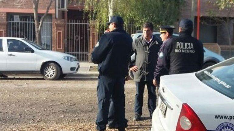El asalto a la joyería Scorpio ocurrió en pleno centro de Cipolletti y fue protagonizado por tres delincuentes armados