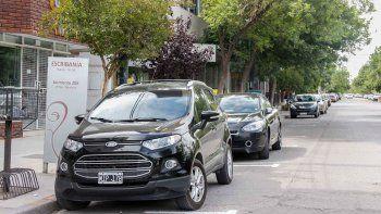 La empresa Altec ya señalizó las zonas de estacionamiento pago.