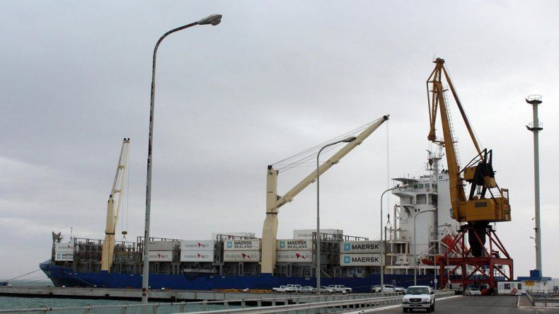 El Senasa difundió los datos oficiales de las salidas de frutas por el puerto de San Antonio Este.