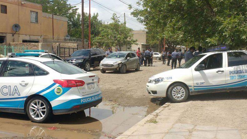 La detención se logró a pocas cuadras de la Comisaría 32