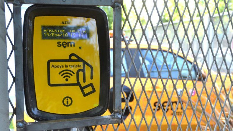 El estacionamiento medido comenzará a funcionar en febrero