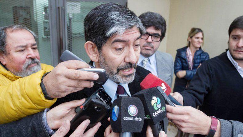 El fiscal Cid pidió preservar a la víctima para que pueda declarar.