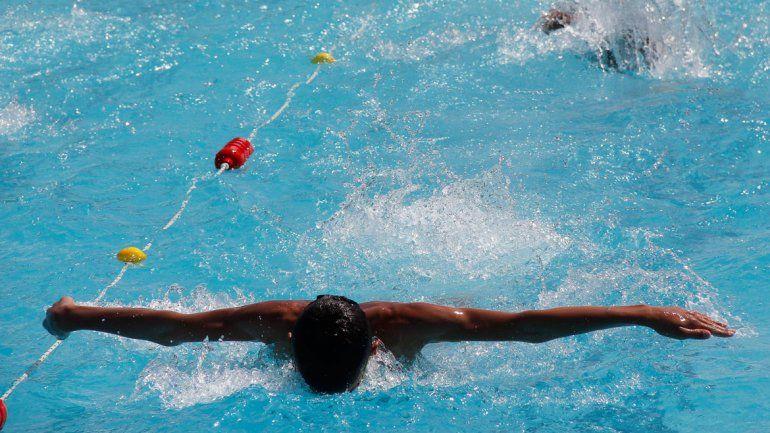 Todo listo para recibir al Nacional de natación