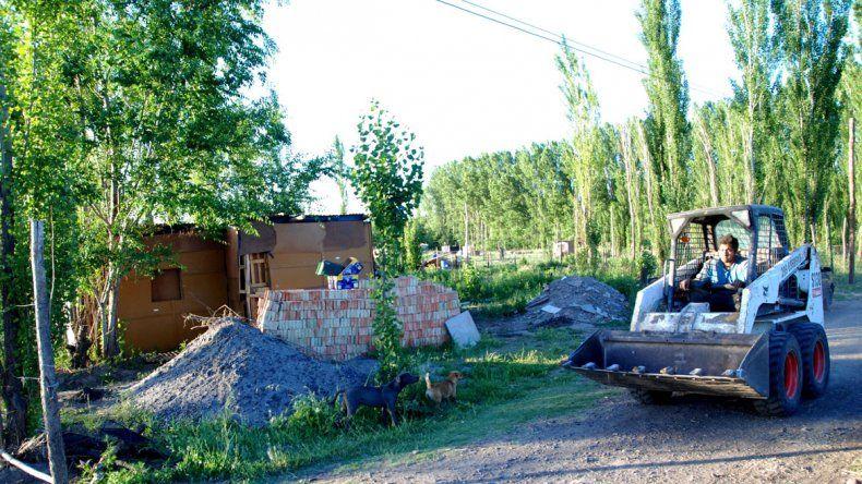 La Muni no urbanizará  las tierras de La Cascada