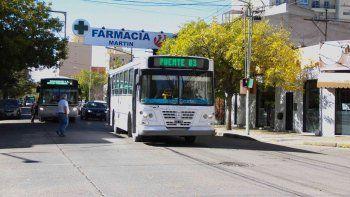 La Muni había anunciado un organismo para controlar el transporte local.
