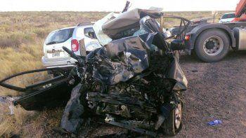 tragedia: murio uno de los heridos del accidente fatal en catriel