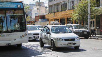el estacionamiento pago tambien podria afectar a los colectivos