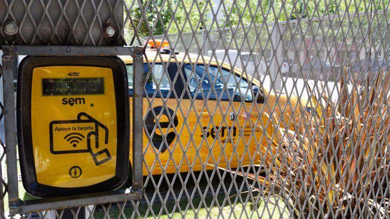 El Municipio y la empresa Altec trabajan para poner a punto las calles del centro e implementar el nuevo sistema de estacionamiento medido y pago.