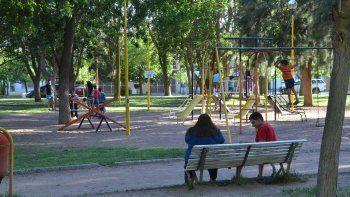 El ladrón fue descubierto tras sus últimos dos robos en el parque.