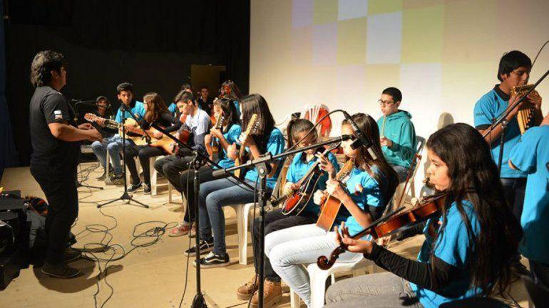 La Escuela de Música tiene más de 15 opciones para elegir.