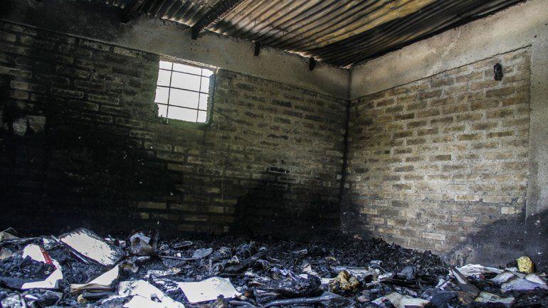 Un incendio voraz consumió una casa en el barrio Costa Norte