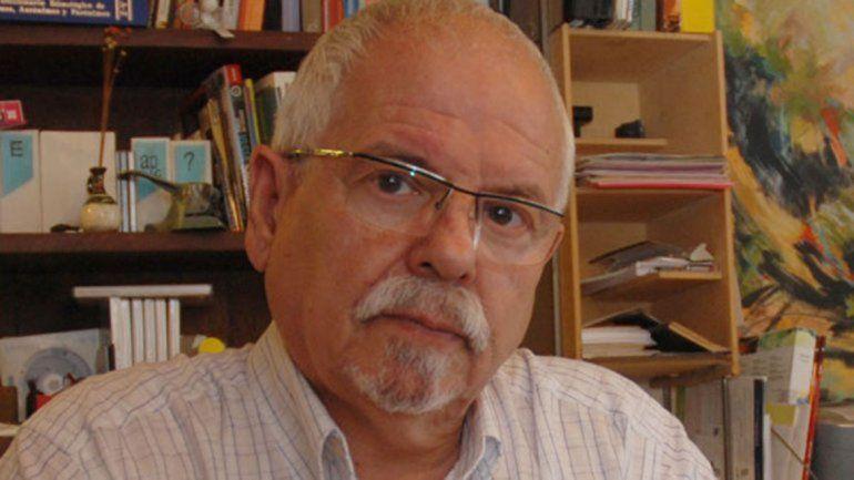 El dirigente Oscar Rodríguez invitó a la actividad.