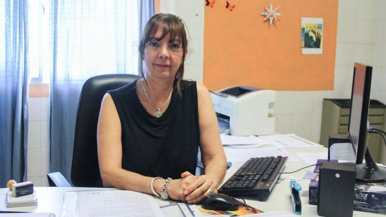 Martha Moreno puso de relieve la política del intendente Tortoriello.