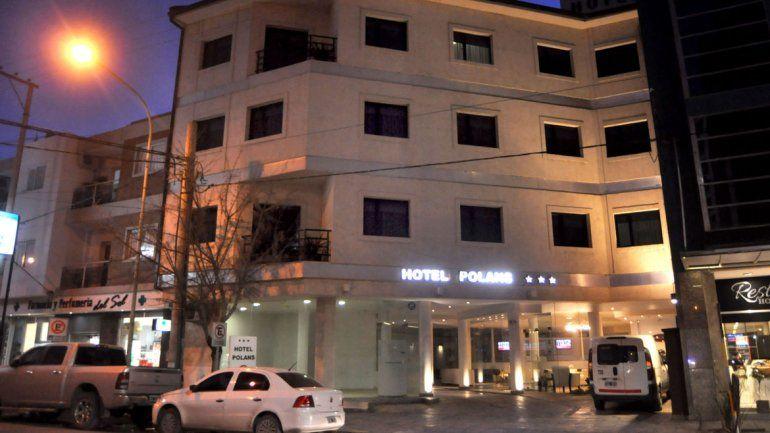 En la mayoría de los hoteles de la ciudad no hay lugares a causa del Torneo de la República de Natación.